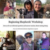 Beginning Shepherd Workshop: Live Virtual Q&A