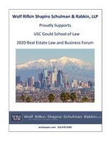 Wolf, Rifkin, Shapiro, Schulman & Rabkin LLP
